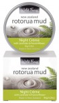 Rotorua Mud Night Creme with Lavender & Passionflower 95g