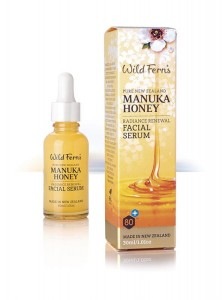 Manuka Honey Radiance Renewal Facial Serum  30ml