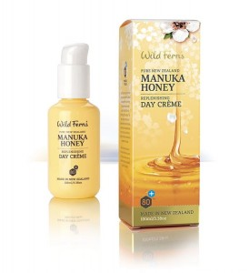 Manuka Honey Replenishing Day Creme  100ml