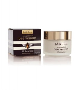Bee Venom Moisturiser with Active Manuka Honey 100g