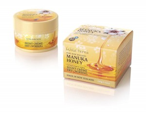 Manuka Honey Ultra Enriching Night Creme - Dry to Normal 100ml