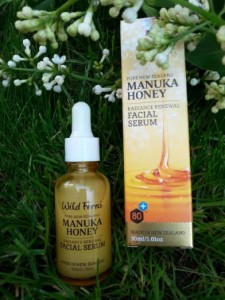 Serum  do twarzy miodem Manuka 30ml - 96,3% natural