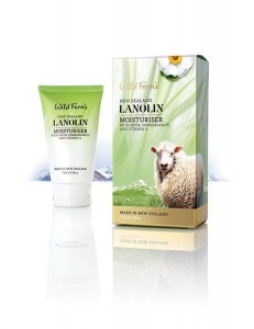 Lanolin with Moisturiser SPF30 with Pomegranate and Vitamin A 75ml