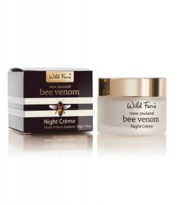 Bee Venom Night Creme with Active Manuka Honey 50g