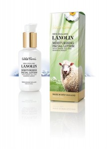 Lanolin Moisturising Facial Lotion with Green Tea and Manuka Honey 100ml