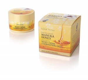 Manuka Honey Rebalancing Night Creme - Combination to Oily 100ml