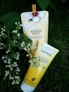 Manuka Honey Moisture Rich Hand Creme  100ml